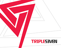 TripleSeven Brand Identity