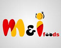 Logo Design For A Food Restaurant