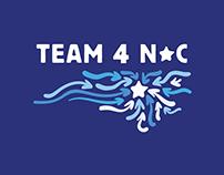 Team4NC Branding
