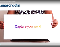 Amazon Instagram AtoZ Campaign Launch Video