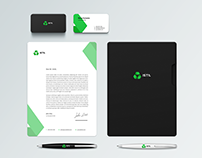 "Design of the corporate style for the company ""Istil"""