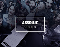 Uber / Absolut Code promo
