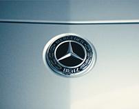 Video Mercedes AMG GT V8