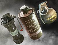 Realtime Grenades