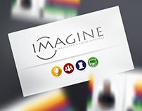 Cartões de Visita | Agência Imagine