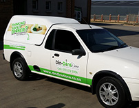Din-DinsDone Vehicle Branding