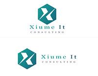 X iume it logo