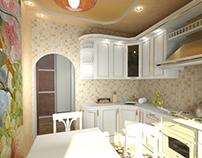 design and visualization of interior
