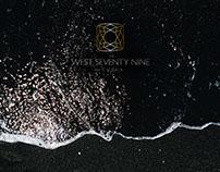 West Seventy Nine Logo design & Brand Identity