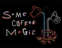Coffee Magic animation