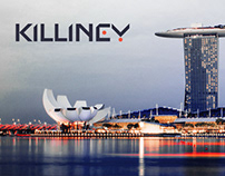 KILLINEY x UNMASK - Identity Design
