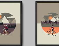 Cycling Prints: Vol1