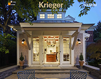 Krieger Architects Website
