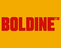 Boldine Typeface