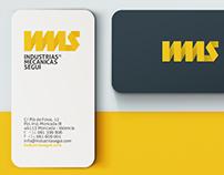 Logotipo diseñado para Industrias Mecánicas Seguí