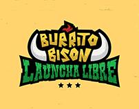 Burrito Bison: Launcha Libre - UI Design