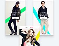 STR.ADA - Fashion Mobile App