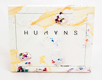 Packaging Design | HUMANS Collectors Edition