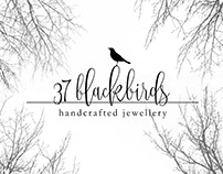 37 blackbirds - my handcrafted silver jewellery