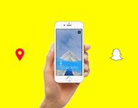 Toronto Snapchat Geofilter