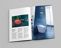 Product Ad - Magazine
