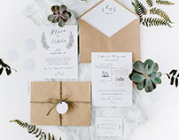 K&M | Wedding Stationery
