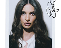 Emily Ratajkowski by Emily Soto for BYRDIE