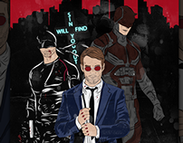 Daredevil Poster Design