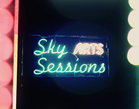 Sky Arts Sessions Title Sequence