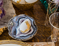 Spring Tablescape Editorial