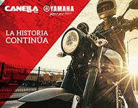 La Historia Continúa - YAMAHA