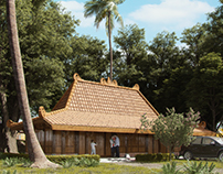 Limasan House