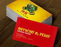 Freelance Business Card Designs