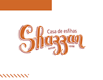 Identidade Visual | Shazzan