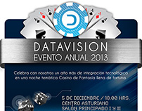 Annual Event for Clients / Datavision 2014