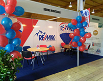 Stand RE/MAX MONTANHA 2017