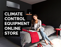 Climate control equipment online store