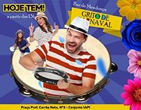 Grito de Carnaval 2017 - Cantina Mendonça