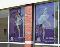 University of the Ozarks | Window Graphics