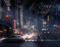 Street Stories - Gotham