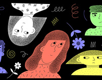 Made Academy Illustration Series