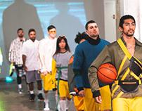 Un-Uniform Adidas Fashion Show