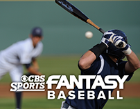 CBS Sports Fantasy Baseball Landing Pages