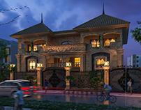 Private Villa Design/ Archviz