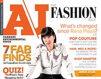 Magazine Fashion Cover