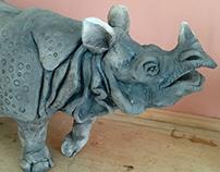 Indian Rhino - 2015