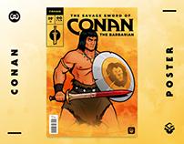 Savage Sword of Conan | Fan Art