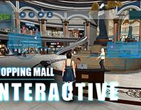 Virtual Interactive shopping Mall Application