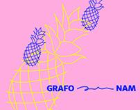 Grafonam corporate identity