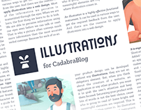 Illustrations for CadabraBlog